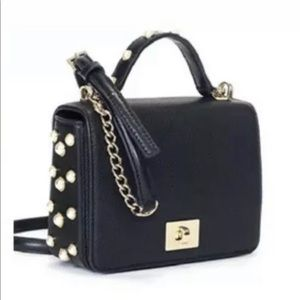 Kate Spade Serrano Place Crossbody Clutch Black